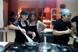 Cours de cuisine à Valencia 1