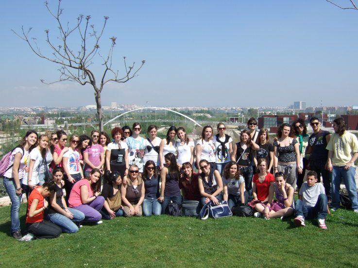Le camp en été pour les adolescents à Valencia 2