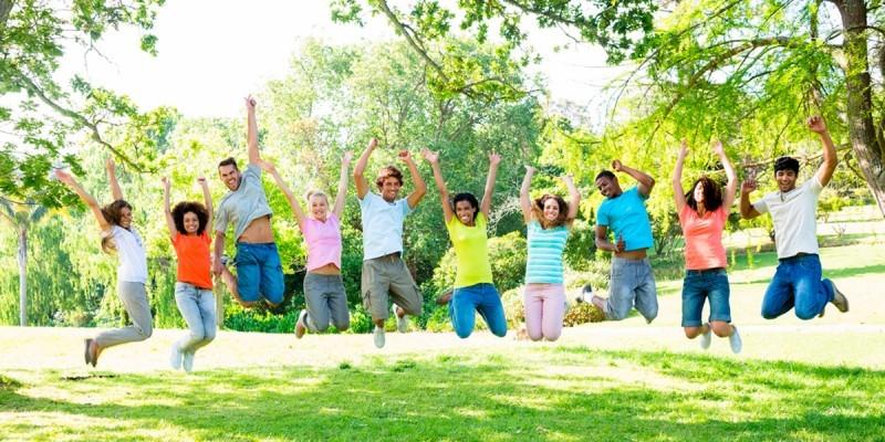 Le camp en été pour les adolescents à Valencia 19