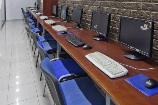 Intérieur École AIP