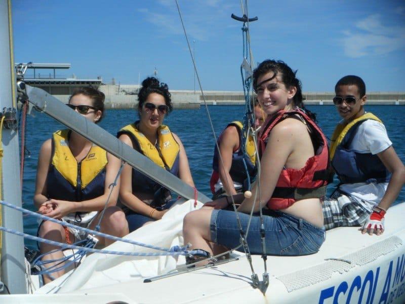 Cours intensifs d'espagnol et de voile ou windsurf! 1