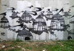 art des rues Valence