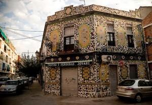fachada edificio valencia