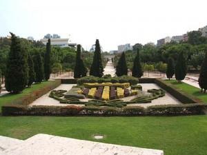 Valencia Turia Gardens-valence