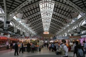 Valencia Mercado Central-valence