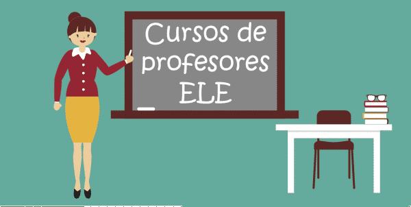 profesora en una aula