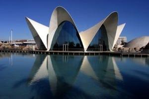 Oceanografic in Valencia
