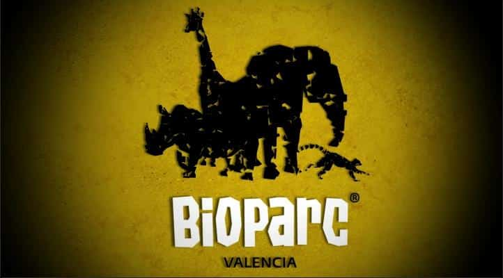 Logo of the Bioparc in Valencia