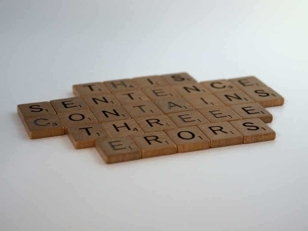 10 fautes d'orthographe en espagnol